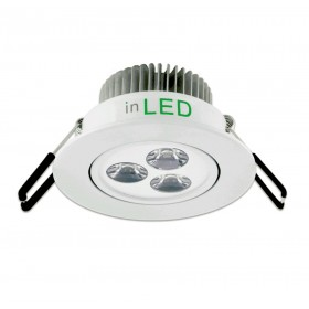 LED spotlights 1-3W