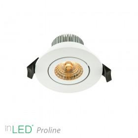 inLED Proline 5W COB vit LED spotlight