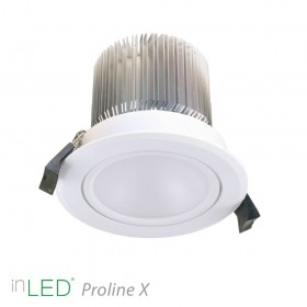 inLED Proline X 15W COB vit LED spotlight