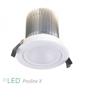 inLED Proline X 18W COB vit LED spotlight